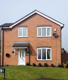 Thumbnail 4 bed detached house for sale in Furnace Close, Brymbo, Wrexham
