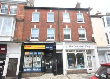 Thumbnail 2 bed flat for sale in Salisbury Street, Blandford Forum