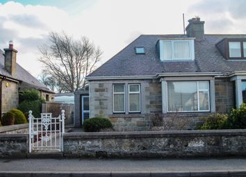 Thumbnail 2 bed semi-detached house for sale in West Cathcart Street, Buckie