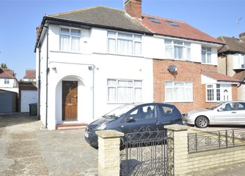 Thumbnail 3 bed semi-detached house for sale in Dorchester Way, Harrow, Greater London
