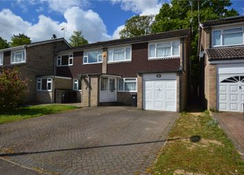 Thumbnail 3 bed end terrace house to rent in Gilbey Crescent, Stansted