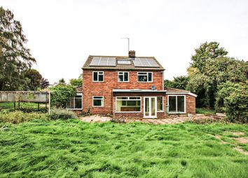 Thumbnail 4 bed detached house for sale in Milburn Drove, Moulton