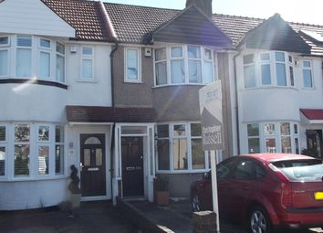 Thumbnail 2 bed terraced house to rent in Burnt Oak Lane, Sidcup