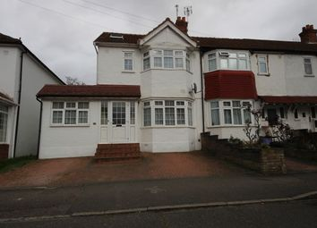 Thumbnail 4 bed property to rent in Consfield Avenue, New Malden