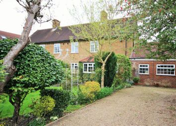 Thumbnail 4 bed semi-detached house to rent in New Road, Radlett