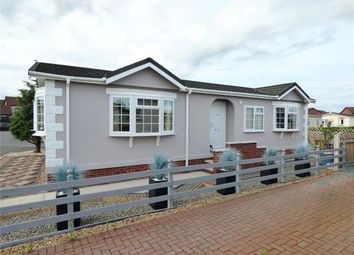 Thumbnail 2 bed detached bungalow for sale in Cherrytree Park, Empire Way, Gretna