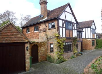 Thumbnail 6 bed detached house to rent in Montreal Road, Sevenoaks