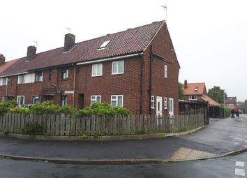 Thumbnail 4 bed town house to rent in Nolloth Crescent, Beverley