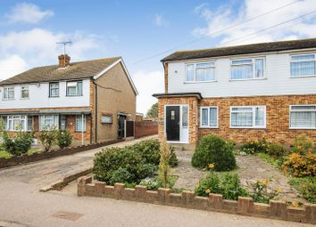 Thumbnail 2 bed maisonette for sale in West Road, South Ockendon