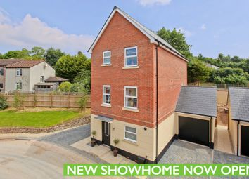 Thumbnail 4 bedroom terraced house for sale in Plot 32 The Harry, Greenhill, Kingsteignton