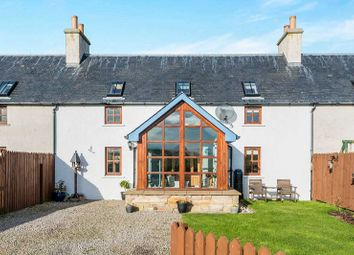 Thumbnail 4 bed terraced house for sale in Tarrel Farm Cottages, Portmahomack, Tain, Highland