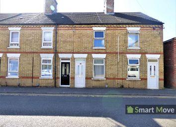 3 bed terraced house for sale in Cobden Avenue, Peterborough, Cambridgeshire. PE1