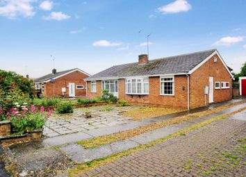 Thumbnail 2 bed bungalow to rent in Whitehouse Road, Sawtry, Huntingdon