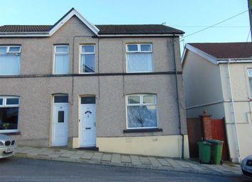 Thumbnail 3 bed semi-detached house for sale in Lock Street, Abercynon, Rhondda Cynon Taff