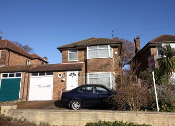 Thumbnail 3 bed link-detached house for sale in Lowther Drive, Enfield