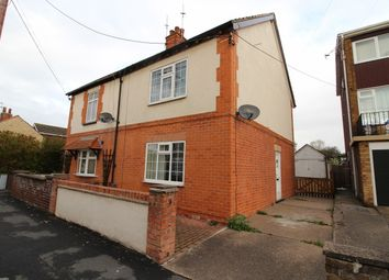 Thumbnail 2 bed semi-detached house for sale in Park Street, Winterton, Scunthorpe
