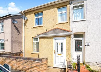 Thumbnail 3 bed end terrace house for sale in Trafalgar Street, Risca, Newport