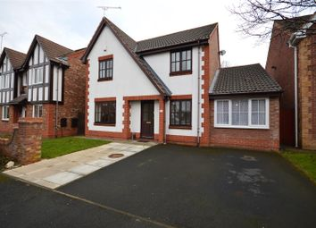 Thumbnail 4 bed detached house for sale in The Riddings, Whitby, Ellesmere Port