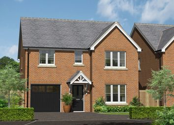 Thumbnail 4 bed detached house for sale in Heathwood Road, Higher Heath, Whitchurch