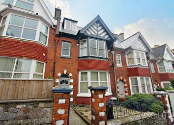 Thumbnail 1 bedroom flat to rent in Morgan Avenue, Torquay
