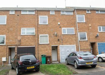 Thumbnail 3 bedroom terraced house for sale in Parkwood Court, Nottingham