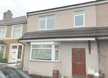 Thumbnail 3 bed terraced house for sale in Hillside Road, St George, Bristol