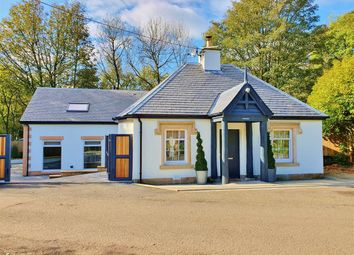 Thumbnail 3 bed property for sale in Almondell North Lodge, Almondell Country Park, Broxburn