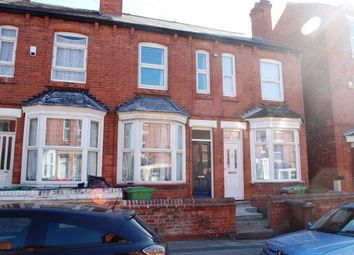 Thumbnail 2 bed terraced house to rent in Burford Road, Forest Fields, Nottingham