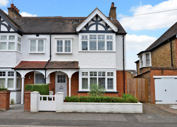 Thumbnail 5 bed semi-detached house for sale in Weston Park, Thames Ditton