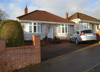 Thumbnail 2 bed detached bungalow for sale in Quarry Road, Swansea