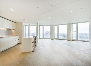 Thumbnail 3 bedroom flat to rent in Upper Ground, London