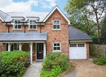 Thumbnail 4 bed semi-detached house to rent in Littleheath Lane, Cobham