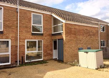 Thumbnail 2 bed terraced house for sale in Apple Close, Raf Lakenheath, Brandon