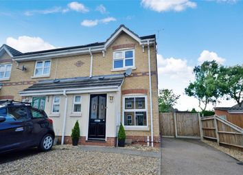 Thumbnail 2 bed semi-detached house for sale in Old Warren, Taverham, Norwich