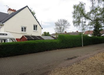 Thumbnail Land for sale in Walford Avenue, Bradmore, Wolverhampton