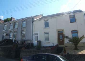 Thumbnail 2 bed terraced house to rent in Old Road, Briton Ferry, Neath