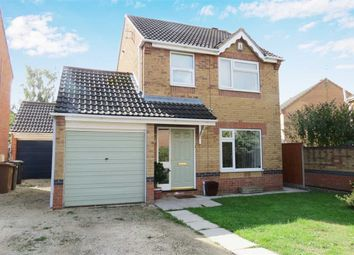 Thumbnail 3 bed detached house for sale in Marigold Walk, Sleaford
