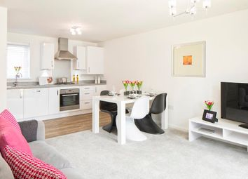 "Thumbnail 2 bedroom flat for sale in ""Hornsea"" at Mill Lane, Swindon"