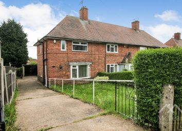 Thumbnail 3 bed end terrace house for sale in Broxtowe Lane, Nottingham
