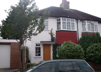 Thumbnail 3 bed semi-detached house to rent in Helder Street, South Croydon