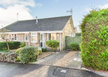 Thumbnail 2 bed semi-detached bungalow for sale in Sandringham Drive, Heacham, King's Lynn