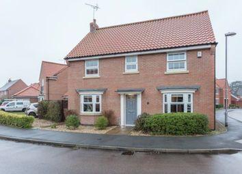 Thumbnail 4 bed detached house for sale in Carnell Lane, Fernwood, Newark, Nottinghamshire