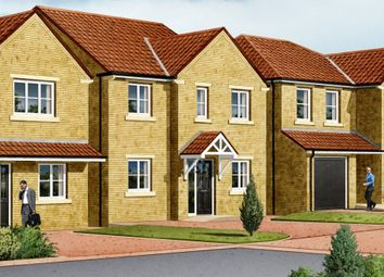 Thumbnail 4 bed detached house for sale in Plot 4, 'the Oxford', Bellwood Court, Hoyland, Barnsley
