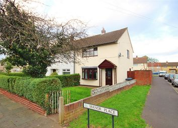 Thumbnail 2 bed end terrace house for sale in Manor Place, Widnes