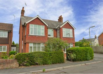 Thumbnail 1 bed flat to rent in 22 Queens Road, Alton
