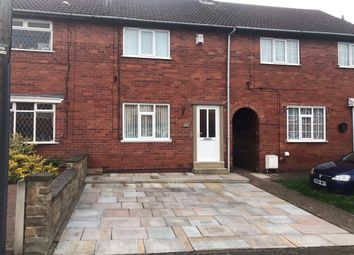 Thumbnail 3 bed terraced house for sale in Bell Street, Upton, Pontefract