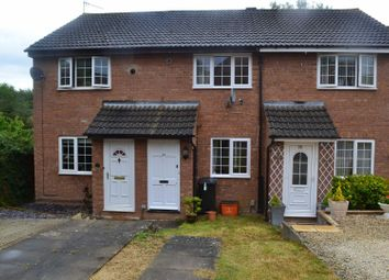 Thumbnail 2 bed terraced house to rent in Chives Way, Woodhall Park, Swindon
