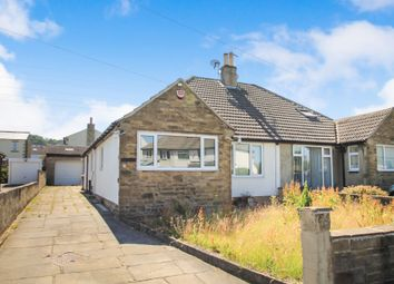 Thumbnail 2 bed semi-detached bungalow to rent in Thorne Close, Stanningley, Pudsey