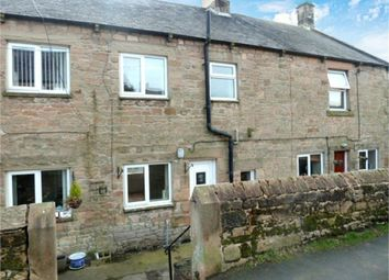 Thumbnail 2 bed terraced house for sale in Jubilee Terrace, Fourstones, Hexham, Northumberland