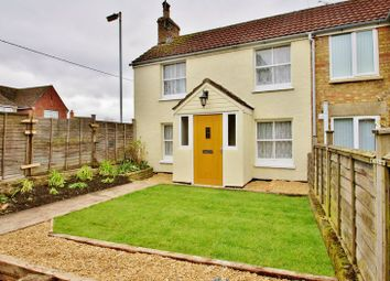 Thumbnail 2 bedroom semi-detached house to rent in Station Road, Purton, Wiltshire